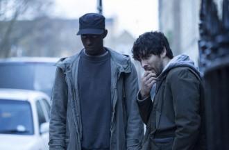 Colin Morgan as 'Leo' & Ivanno Jeremiah as 'Max'