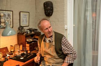William Hurt as 'Dr George'